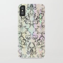 BUNNY BAROQUE iPhone Case
