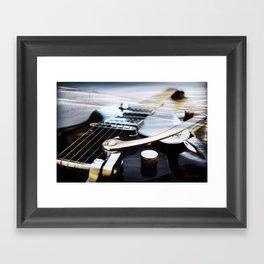 """""""Gretsch"""" Framed Art Print"""