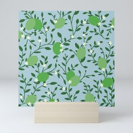 Key Limes Mini Art Print