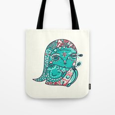 Never I have ever Ice Skate Tote Bag