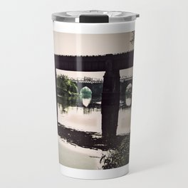 Victorian River Travel Mug