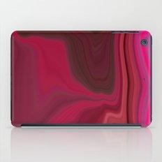 Marsala iPad Case
