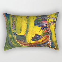 Excavation (detail) Rectangular Pillow