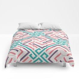 Pre-Columbian pattern Comforters