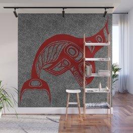 Blood Keét Smoke Wall Mural