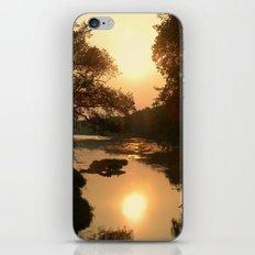 Two Suns iPhone & iPod Skin
