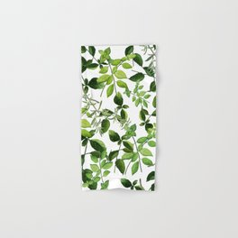 I Never Promised You an Herb Garden Hand & Bath Towel