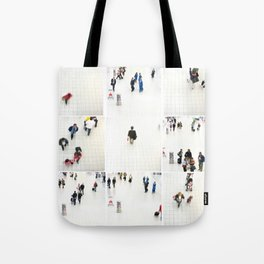 people ruch houer Tote Bag