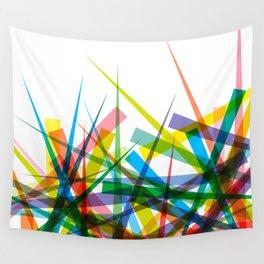 Spiky Garden Wall Tapestry