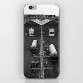 Steel Co. iPhone Skin