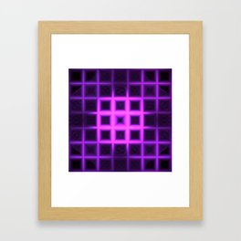 Electric Sudoku Framed Art Print
