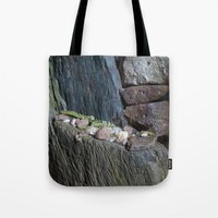 pagan Tote Bags featuring Pagan offering by PICSL8