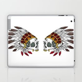 Geronimo's Head Laptop & iPad Skin