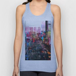 Sweet City Unisex Tank Top