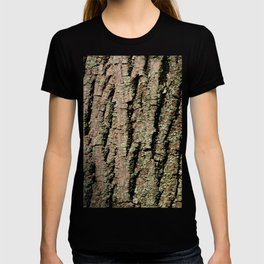 Tree Bark Wood Texture T-shirt