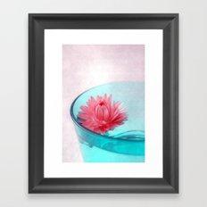 summerend Framed Art Print