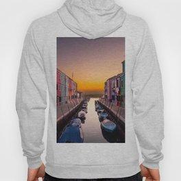 Venice Canal Hoody