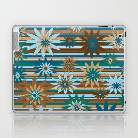 Flower Power Laptop & iPad Skin