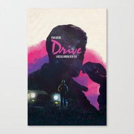 Drive II Canvas Print