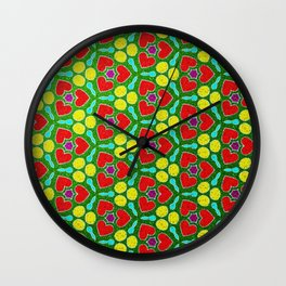 Mating2 c1-1 Wall Clock
