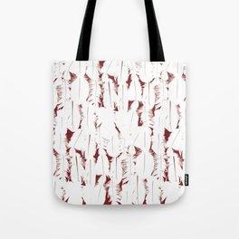 MAD MANUHURU Bullseye Tote Bag