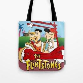 The Flintstones Tote Bag