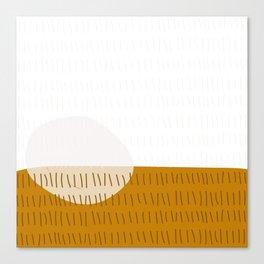 Coit Pattern 17 Canvas Print