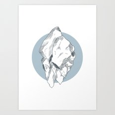 Hyper Nation Art Print