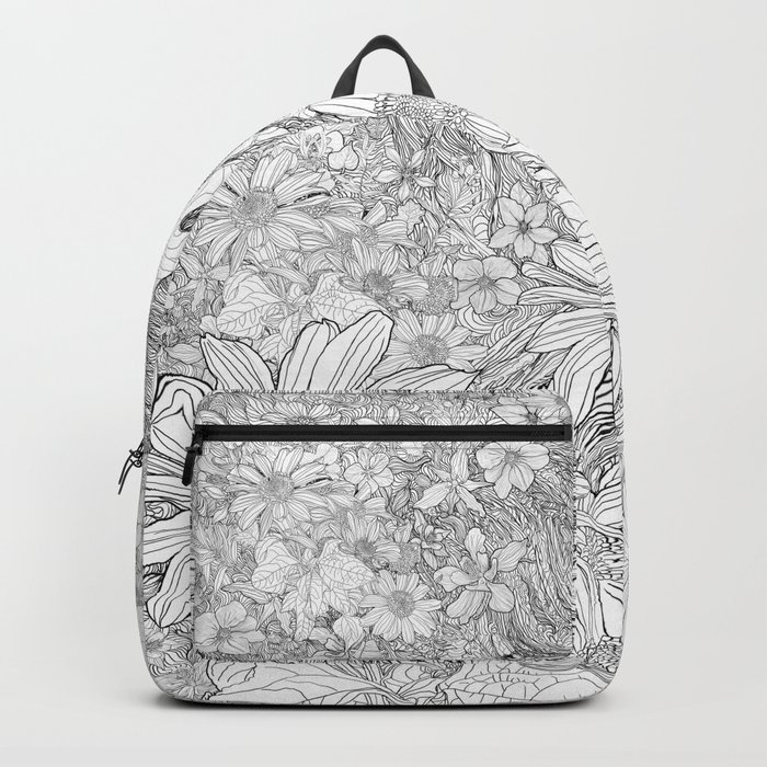 life in a day Backpack