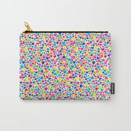 Little Hearts Carry-All Pouch