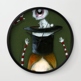 My little bunny Wall Clock