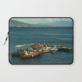 Neapolitan boat fest Laptop Sleeve