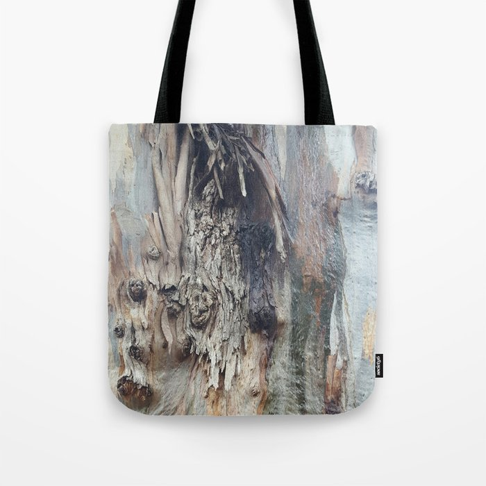 Colors of a Eucalyptus Tote Bag