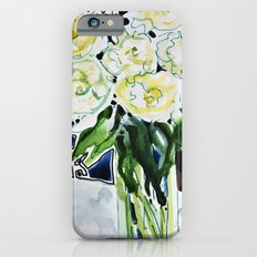 Roses Blanches Slim Case iPhone 6s