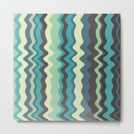 Abstract background 54 Metal Print