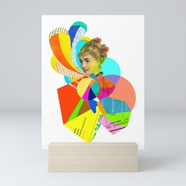 Instruction Mini Art Print