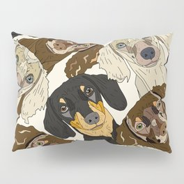 Doxie Nation Pillow Sham