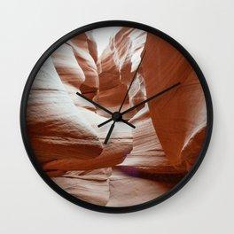 ANTELOPE CANYON II Wall Clock
