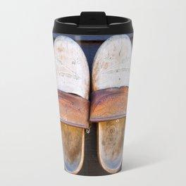 Typical dutch clogs Travel Mug