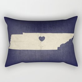 Nashville, Tennessee Rectangular Pillow