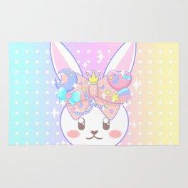 Fairy Kei Decora Bunny Rug