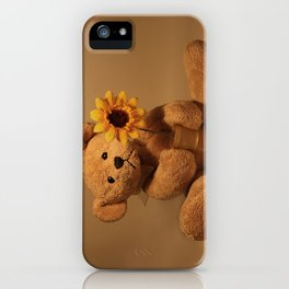 A flower for you iPhone Case