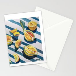 """When life gives you lemons"" Stationery Cards"