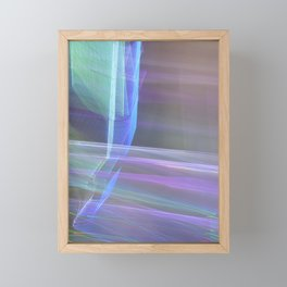 At The Deepest Level Of Abstraction Framed Mini Art Print