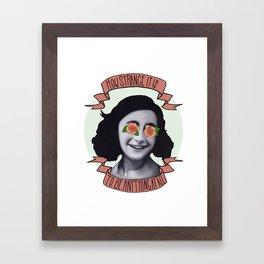 Communist Daughter Framed Art Print