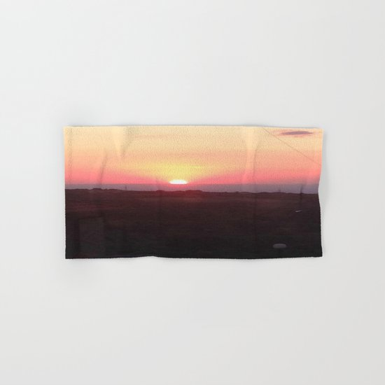 Italian Sunset 1 Hand & Bath Towel