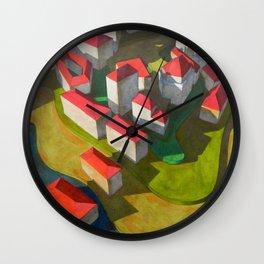 virtual model Wall Clock