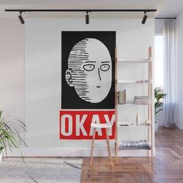 Okay Wall Mural