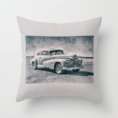 Pontiac At Sonoita Throw Pillow