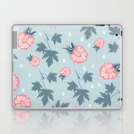 Fashion berries pattern design Laptop & iPad Skin